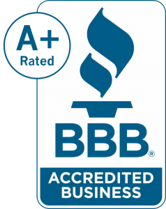 BBB Accredited Since 7/18